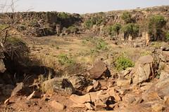 Dry landscape of Southern Burkina Faso (Raphael Bick) Tags: africa travel burkina fao