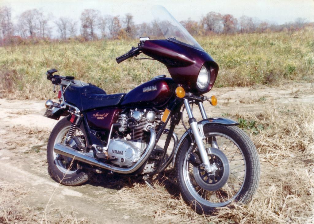 1981 Yamaha