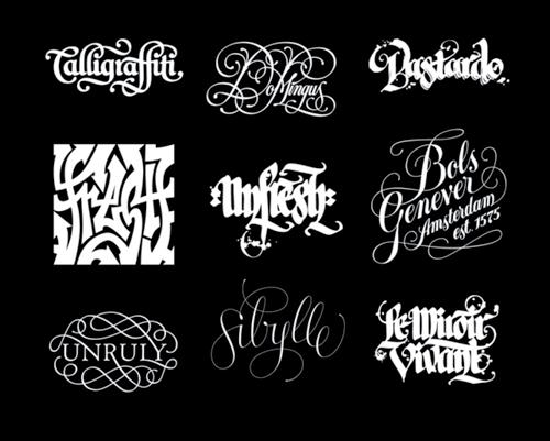 Calligraffiti Calligraffiti Font