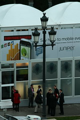 Mobile World Congress 2010: Tuesday (junipernetworks) Tags: barcelona mobile security it networking juniper mobility networks routers cio switching mwc informationsystems professionalservices netscreen junipernetworks mobilesecurity mobileworldcongress networkingsecurity routingsoftware mwc10 mobileeverything routinghardware trustedmobility networkingsystems