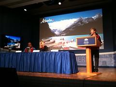 Alberta Day Press conference