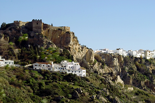 castle-andalusien