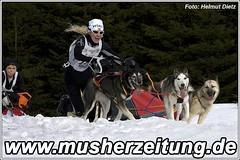 WSA-WM: Isabell-Mattes - Platz 4 - 2-Hunde-Klasse