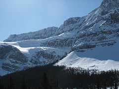 majestic in snow and ice (water-fall) Tags: jasper banff icefieldsparkway