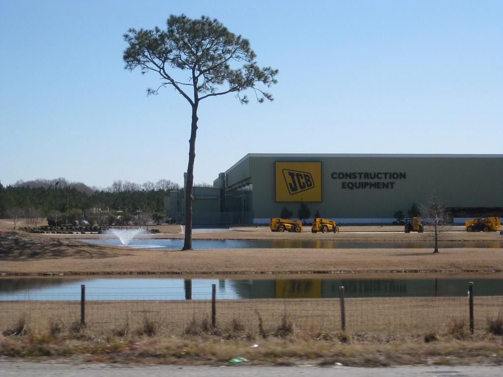 JCB Construction Equipment
