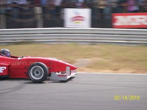mrf race 243