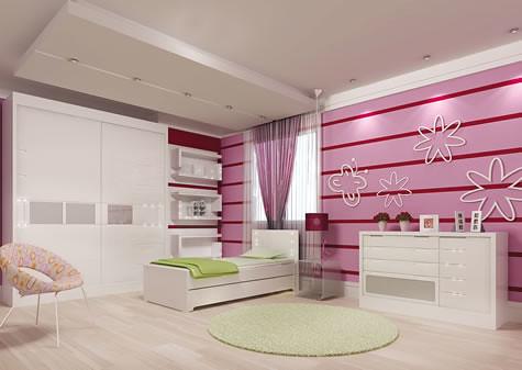 lojas de móveis infantil