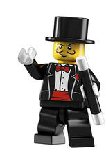 Lego 8683 Minifig Magician