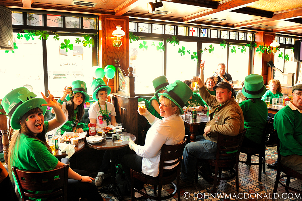 St. Patrick's Day in Ottawa