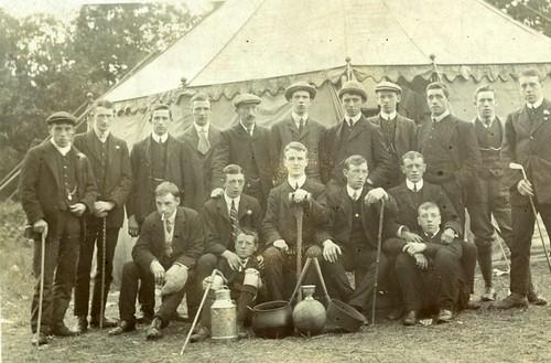 Apprentice Engineers 1912