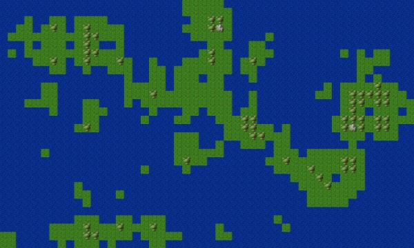 Looking For A Good World Map Generation Algorithm Stack Overflow