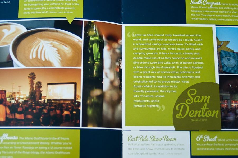 UT Law Brochure