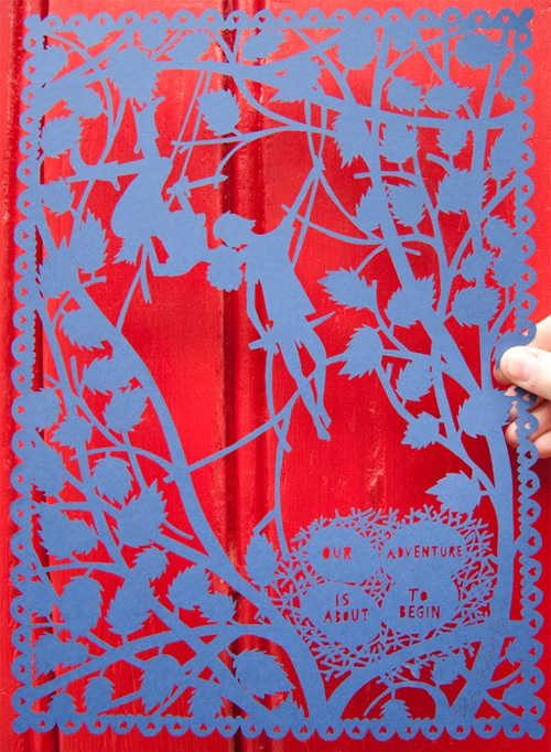 rob ryan lasercut
