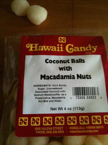 Hawaii Balls