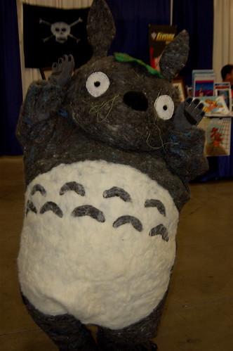 Wonder Con 2010: My Neighbor Totoro