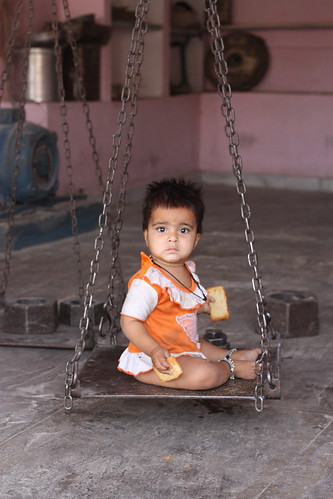 Flour scale swing, Udaipur