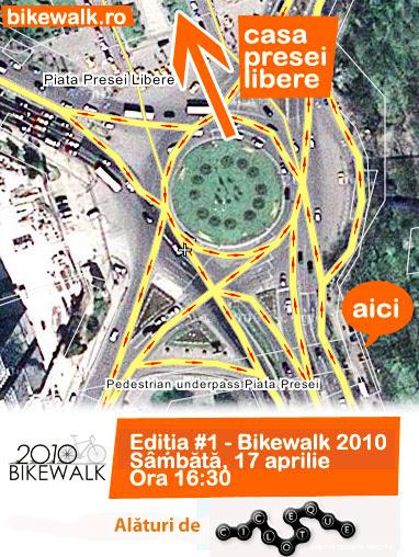 #1 Bikewalk 2010