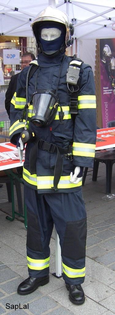 Nouvelle tenue de feu sapeur pompier 2