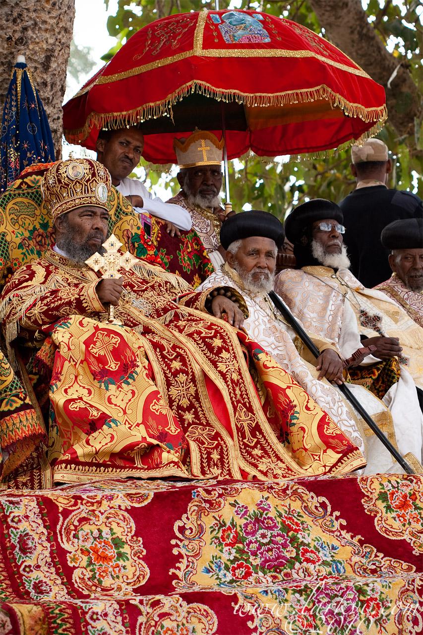 Abuna Paulos, Axum, Ethiopia, 2009