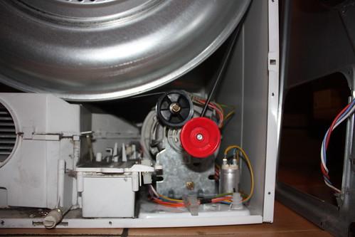zanussitc470 zanussitumbledryer zanussibeltrouting tc470beltpositioning