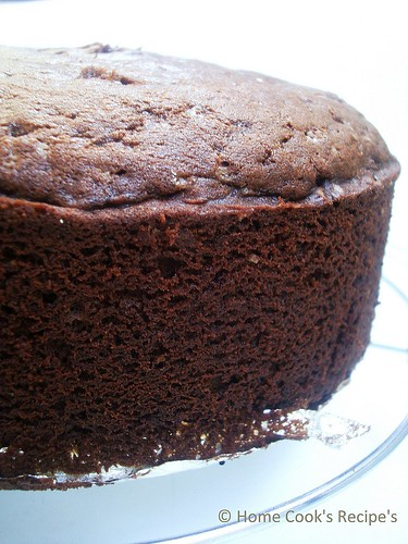 Basic Chocolate Cake Recipe | Home Cooks Recipe