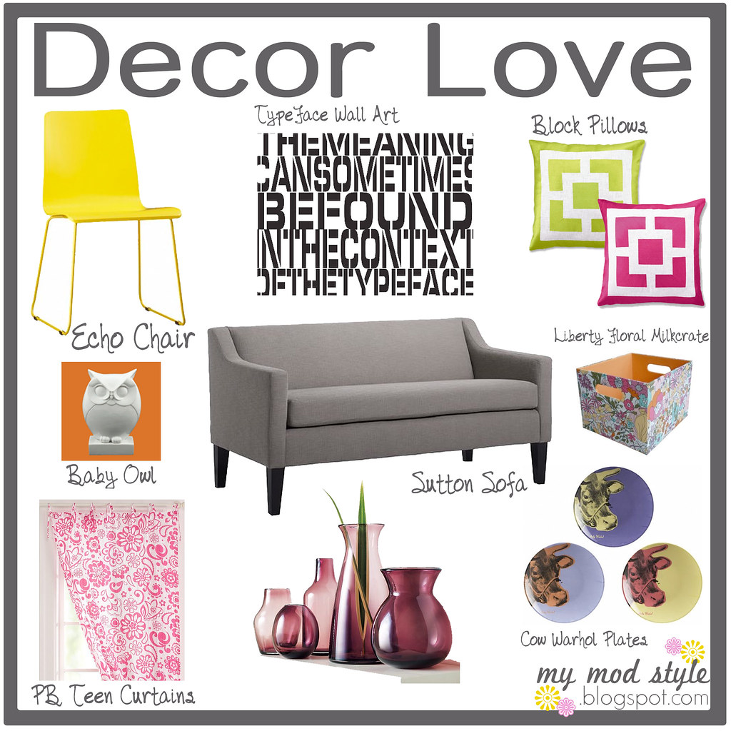 Decor Love - April 2010