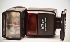 Nikon SB-600 (707d3k) Tags: photoshop 50mm nikon soft box sb600 18 speedlight topaz adjust cs4 d80