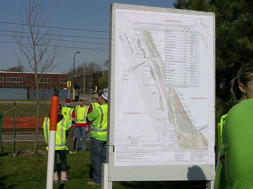 2011 Arbor Day Greenway big plans