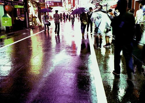 新宿雨物語 III
