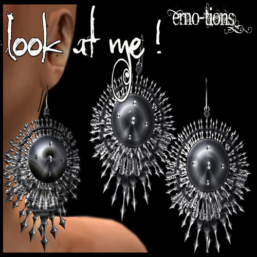 LOOKATMEEarrings