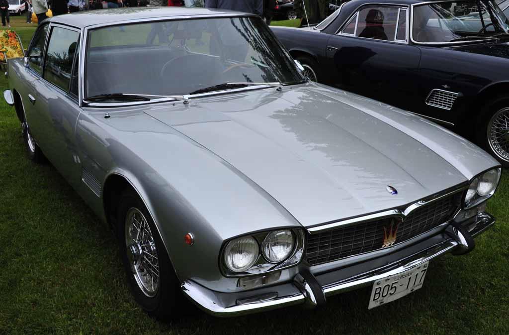 Maserati Mexico  1966-1973