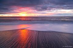 Gillespies Beach ~ New Zealand (Martin Sojka .. www.VisualEscap.es) Tags: sea newzealand seascape west beach canon evening coast filter lee gitzo graduated lightroom 2011 gillespies zeiss21 5dii distagon2128ze