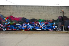JURNES (STILSAYN) Tags: california graffiti oakland bay area 2011 jurnes