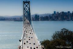 Bay Bridge on a sunny afternoon (rictango) Tags: sanfrancisco baybridge nikond7000