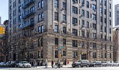 Dallieu apartments [2] (NewYorkitecture) Tags: newyorkcity ny newyork architecture unitedstates artnouveau upperwestside residential 1913 georgeedwardblum 838westendavenue