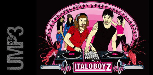 Italoboyz – Live at Watergate Club Berlin Germany 16-09-2009 (Image hosted at FlickR)