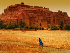 Salto en el tiempo (Renato J. Lpez Bald) Tags: paisaje marruecos renato gettyimages kasbah aitbenhaddou landcapes afoto renafto cdgexplorer renatolb landscapesofmorocco
