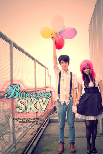 "editorial  ""Bittersweet Sky"""