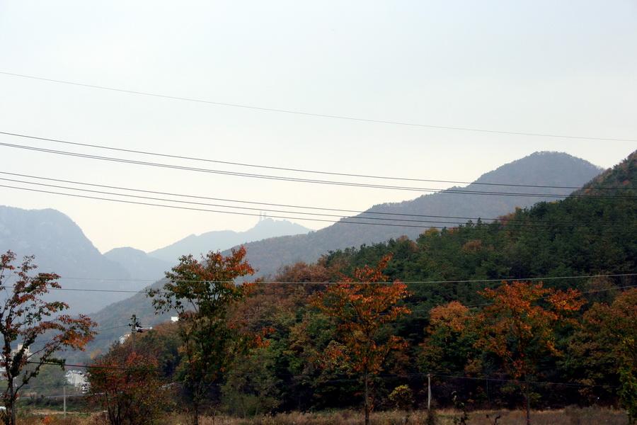 Gyeryongsan Mt