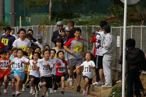 親子マラソン