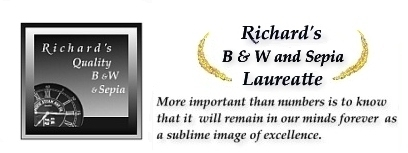 Richards BW laureatte