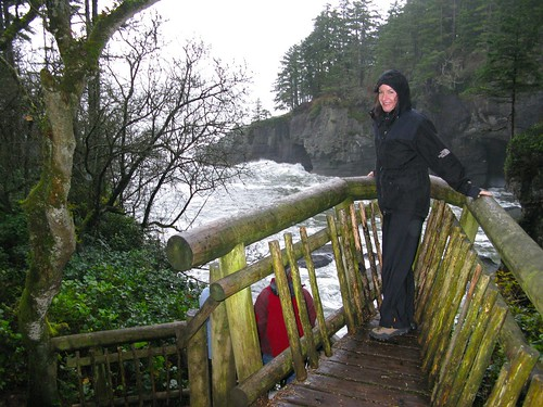 Julie at Cape Flattery (1)