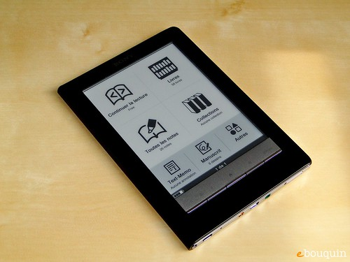 Sony Reader Touch Edition 21 sur 91