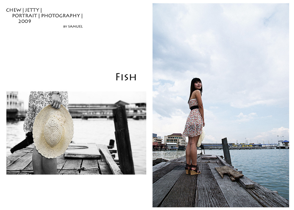 Chew Jetty Fish 2