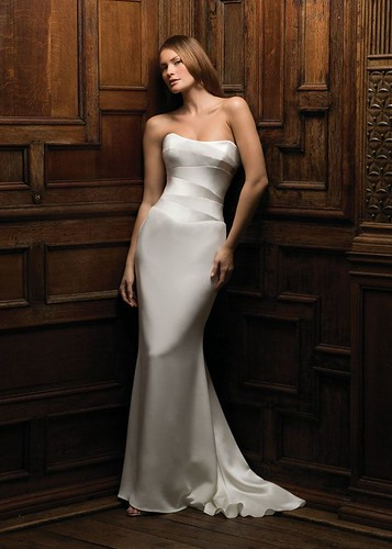 Wedding dresses from Suzanne Neville.