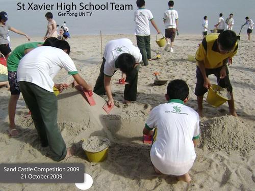 St Xavier Team