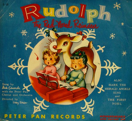 Rudolph TRNR by LORAC! Carol