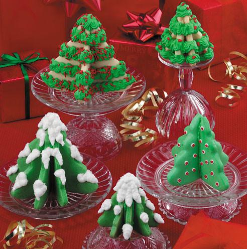 3D Tree cookies