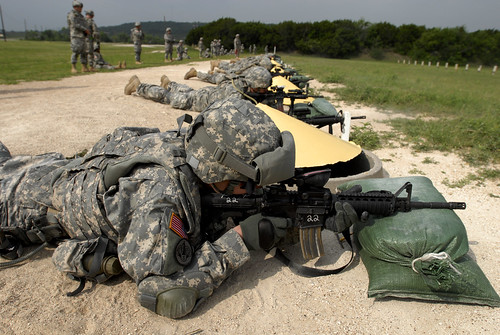 115 FIRES BRIGADE PRE-DEPLOYMENT TRAINING AT FORT HOOD, TX