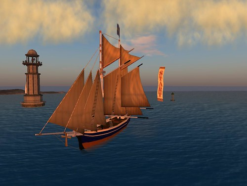 Windjammer Race